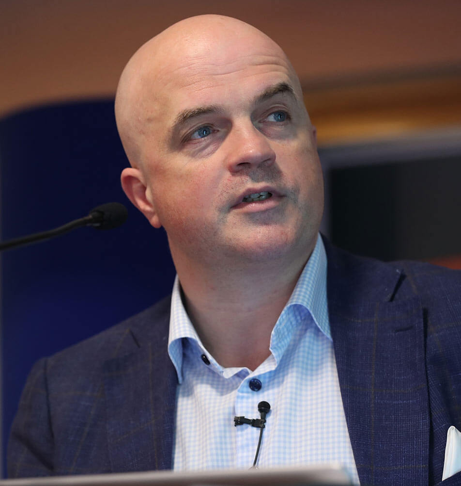 Prof Alan Irvine